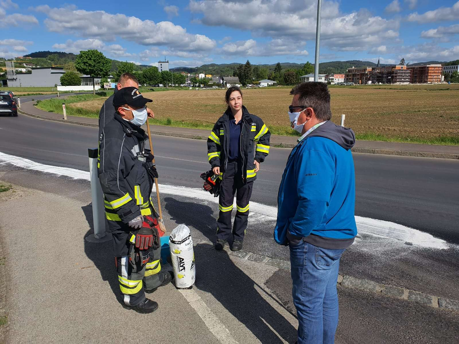 Einsatzreicher Tag für die Feuerwehr Gallneukirchen